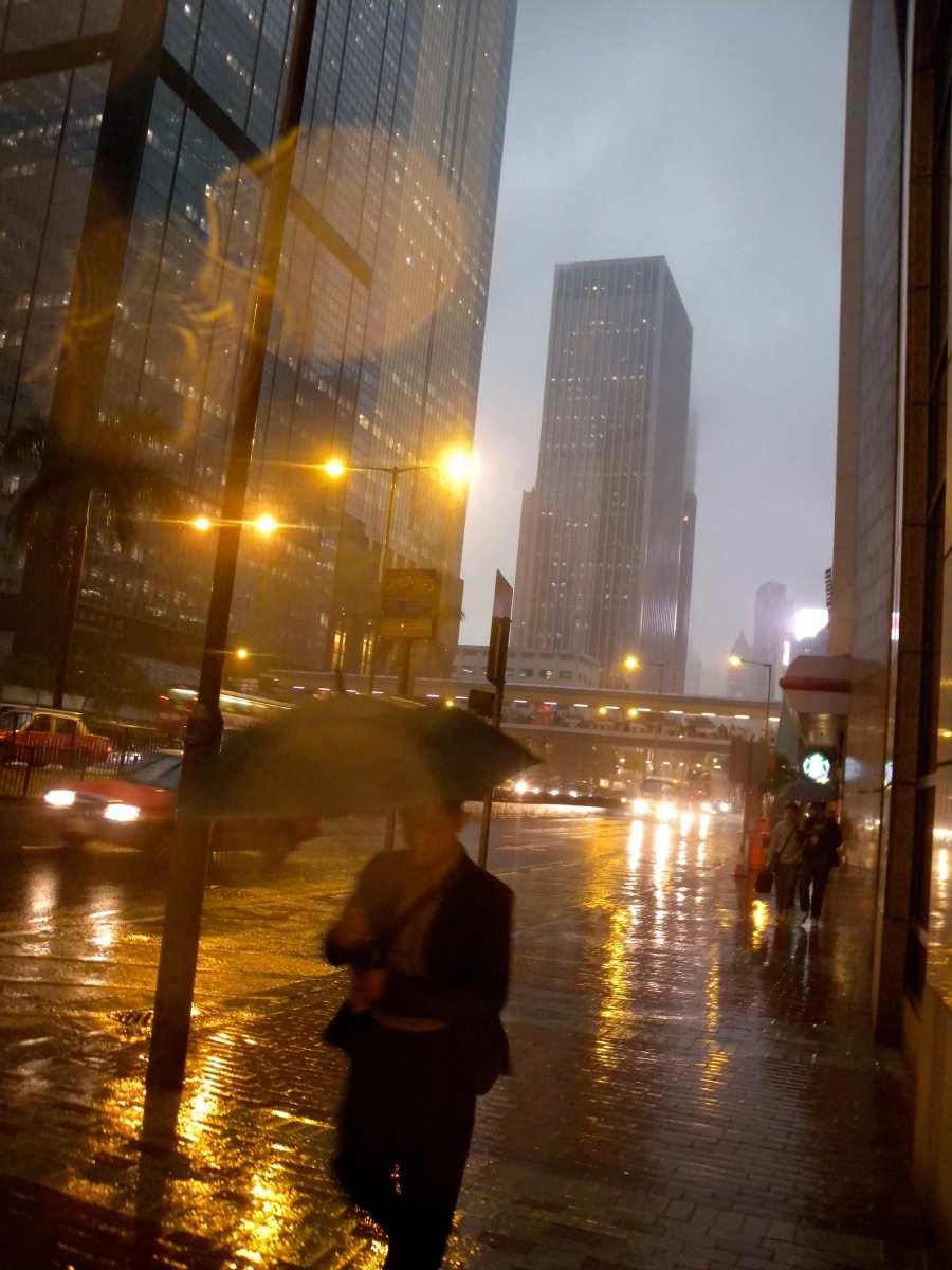 HK rain 1