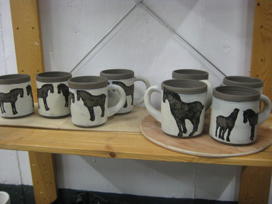 and some more mugs