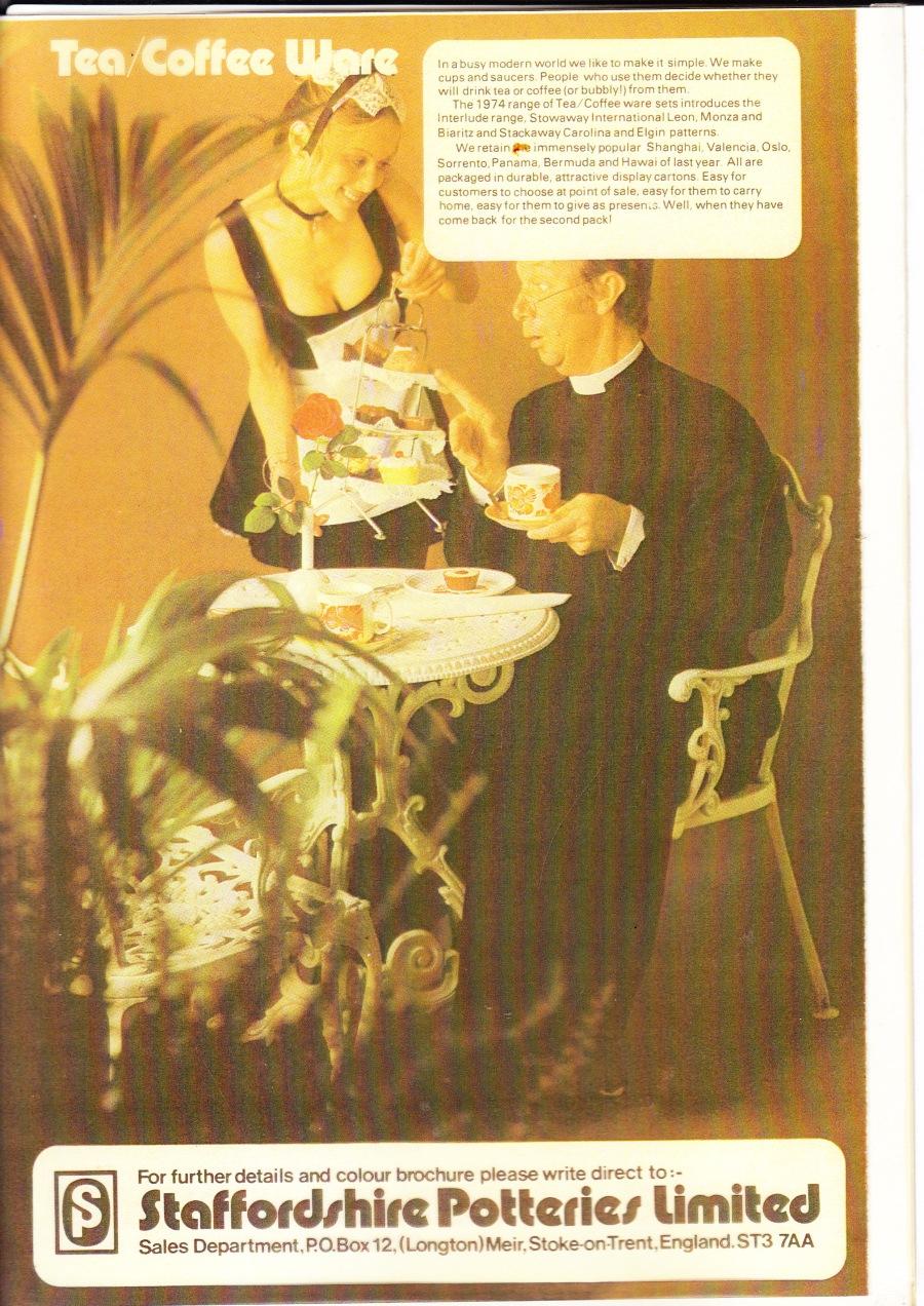 tea vicar