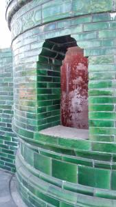 ceramic structure