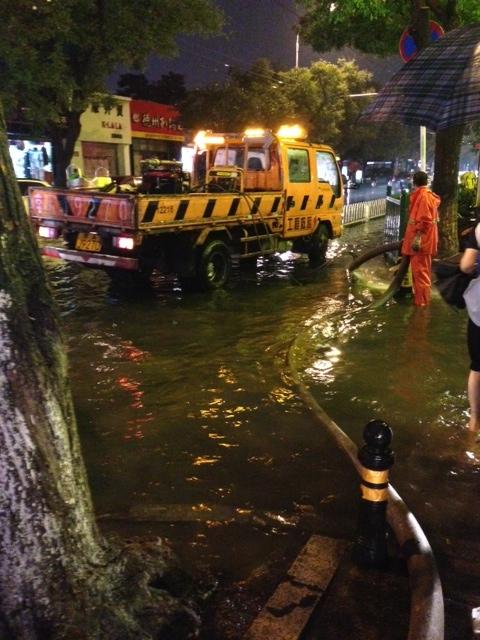 summer flooding - no problem!