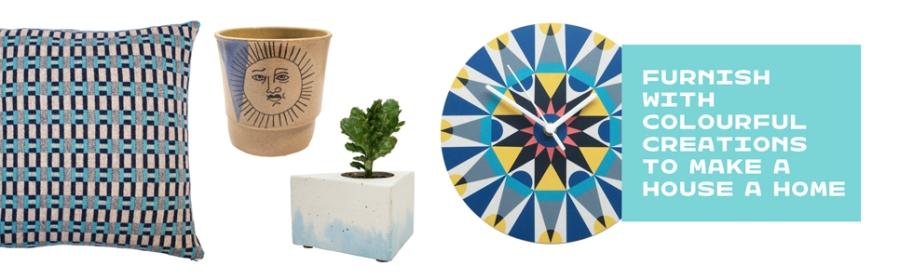 sun-plant-pot-blue